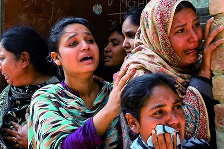 Sostieni le ragazze rapite e violentate per la loro fede