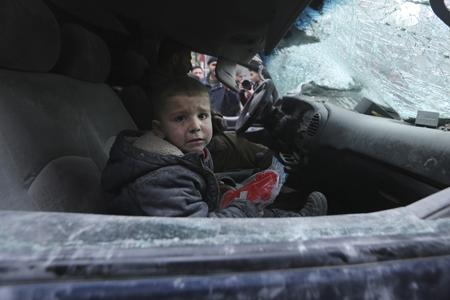 Regala un Natale di pace ai cristiani di Siria